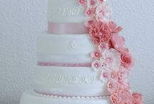 Cakes and bridal cakes