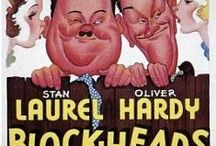 Laurel and Hardy / My dad's favourite comedy duo, I can hear him laughing . This page is in memory of my dad who passed away 25 August 2017 aged 83.