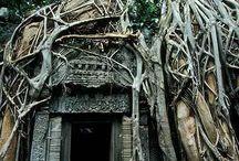 Angkor / Gli antichi Kmer della Cambogia