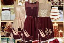 Wedding / So my sister is getting married and I wanted to help her with food, decorations, and more  / by Malina Galati