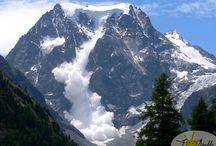 Avalanches & co / Images épinglées depuis la médiathèque en ligne d'Arolla