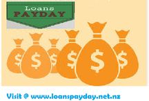 Loans Payday / Loans payday is an online portal can help the many needy people by offering trouble free finances without checking credit status of people. @ www.loanspayday.net.nz
