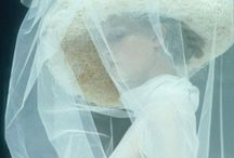 HEADPIECES {Editorial Style} / These are Dramatic Headpieces of flowers, tulle, beads, feathers and every scrumptious detail for high fashion editorial photo shoots. Find your #photography #style and #fashion inspirations at #MonicaHahn Photography