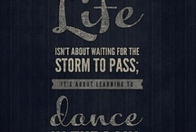 Pretty Quotes / by Tori Dunlap