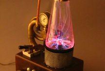 lampe rétro vintage