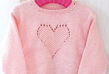 Kids knitted stuff