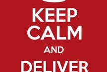 Keep calm deliver the baby
