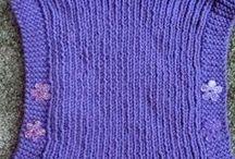 children knitting patterns