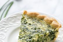 Food; Quiche & Tartes