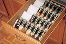 Nice and organized / Organization in the home // the min // the budget / by Katherine Ely