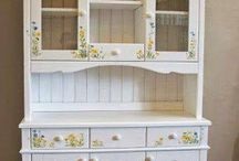 meble decoupage