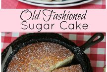 Old fashioned/Vintage recipes~