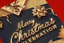 Baner świąteczny