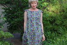 Malvarosa Dress Pattern