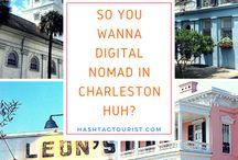 Digital Nomad Life / Gotta love that Digital Nomad life.