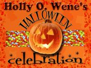 Holly O. Wene's Halloween Party - Kids Mystery Party / A fun scavenger hunt style kid's Halloween mystery party with 5 fun Halloween Mysteries to solve! Tons of bonus party games! For ages 6 and up! Play with teams and invite over 50 guests! Host this fun Halloween mystery party for your child's next Halloween party so they - along with their friends - can have a chance to solve Polly Pumpkin's five mysteries and win the rights to the most fabulous pumpkin patch in the world!