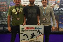 The Ultimate Triathlon / Luke Tyburski's Ultimate Triathlon, an epic endurance adventure from Morocco to Monaco.   Luke will swim the Gibraltar Strait, cycle through Spain and run to France.  12 days.  2000 kilometres.     Kusaga Athletic is a proud supporter of The Ultimate Triathlon