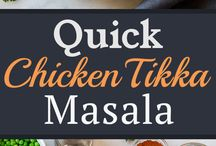 What's for dinner? / Quick meal ideas for weekdays