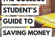 Life After College / Even though you're out of college doesn't mean you leave behind college frugality, friends, or fun! College tips, college saving ideas, and tips to earn money in college.