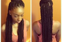 Marley Twists / Hair