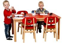 Svanemerkede møbler til barnehage