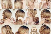 hair dos / by Delys Cram