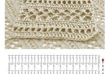 punti maglia e uncinetto
