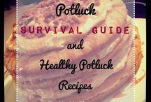 Healthy Potluck