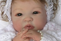 Artistic Dolls / Reborns and other beautiful dolls that inspire mein my own doll making  / by Leighann Wittman