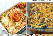 Weight watchers casserole