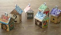 Postage stamp craft ideas