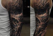 Sleeve tatoo
