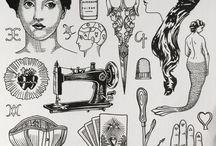 Desenhos para Kéka