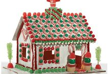 Gingerbread Houses  / by Melanie Wouters