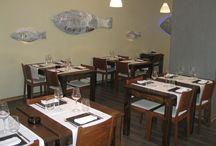 Restaurantul El Puerto Iberico din București / Mobilier Chairry @Restaurantul El Puerto Iberico din București