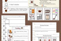 School - recipe