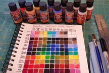 Color Theory and Mixing