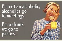 Funny Drink Quotes & Signs