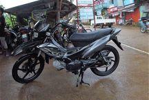 Best motorbike to rent in coron island