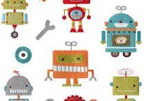 - ROBOTS -