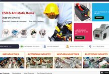 One Stop Solutions for All Industries- Lessdeal / We are dealing with ESD Products, Electrical stripper, wire dispenser, label dispenser, wire cutting & stripping machine, Cable & wire processing machine etc