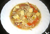Suppen u. Eintöpfe