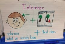 Reading and comprehension ideas
