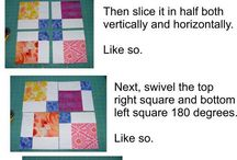 Tutorials / by Green Gables Quilts