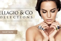 BELLAGIO & CO / Banners, Invitation and other designs for Bellagio & Co Collections