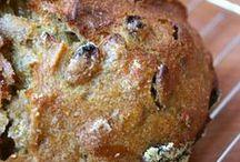 Pão de kombucha