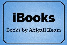 iBOOKS: Books by Abigail Keam / Here's where you can find my books if you have an iOS device!