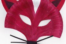 Αποκριάτικες Μάσκες & Καπέλα - Masks