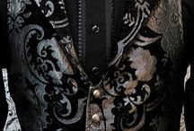 Pánsky viktoriánsky odev