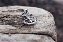 Pendants / Silver pendants Nautical Pendants Anchor Pendants Marine Pendants